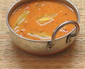 Mango sambar / How to make mango sambar / Mango recipes