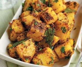 Spiced Potato Curry