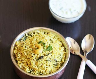 Methi Rice | Methi Pulao Recipe