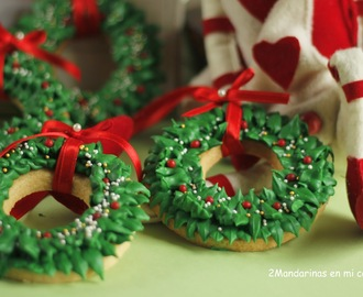 "Galletas decoradas para ""One for all"". Reto nº22"