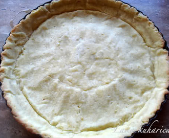 Tijesto za slatke ili slane pite :: Basic sweet or savory pie crust