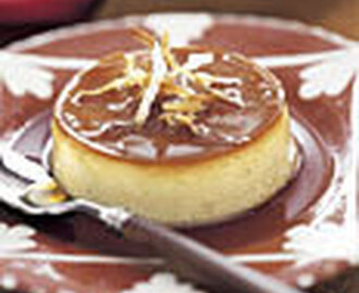 Coconut Flans