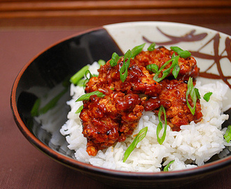 Instant Pot: General Tso's Chicken