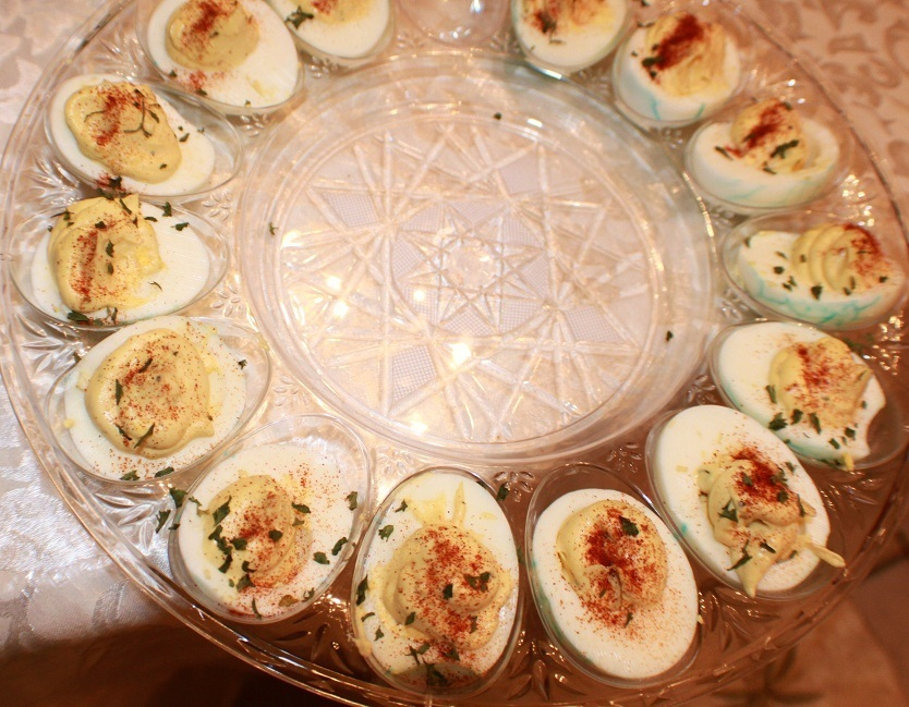 Leftover Easter Deviled Eggs Recipe