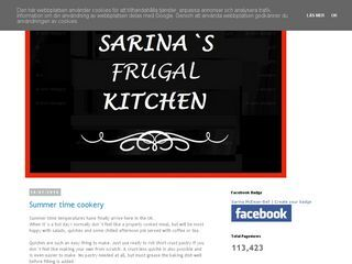 Sarina`s Frugal Kitchen