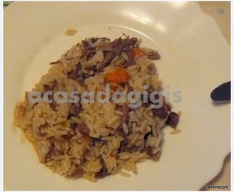 Arroz de Pato no Tacho