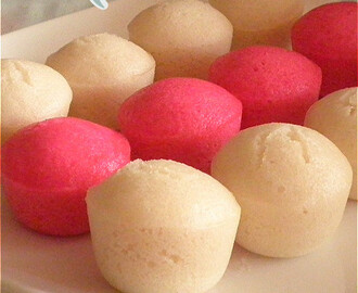 APAM NASI (STEAMED RICE CAKE)