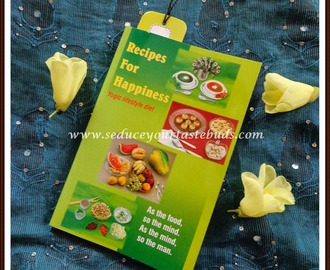 FR 4:Recipes For Happiness - Book Review