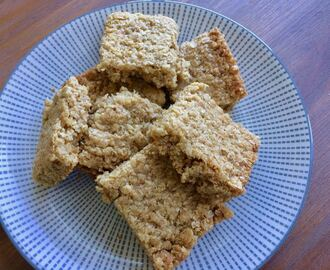 Traditionele Engelse flapjacks