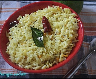 NARTHANGAI SADAM/NARANGI RICE/CITRON RICE/LUNCH BOX IDEA