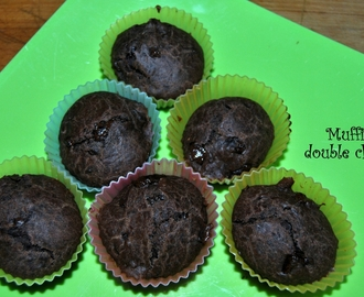 Muffin double choco