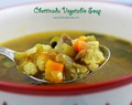 Chettinadu Vegetable Soup