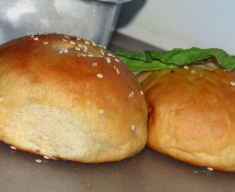 Homemade Burger Bun
