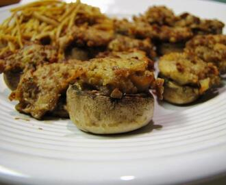 Mamma's Stuffed Mushrooms