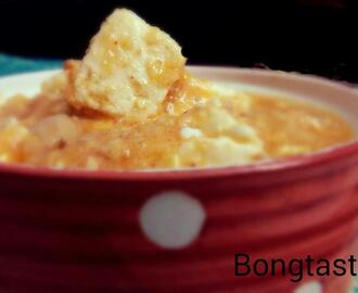 Kaju Paneer ( Indian Cottage Cheese Cooked in Cashew nuts Gravy )