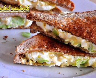 Egg Salad Sandwich – Easy Fixes
