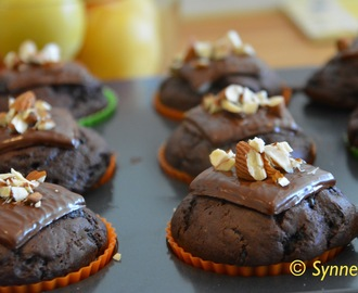 Sjokolademuffins med After Eight