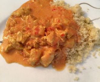 kyllinggryte med couscous