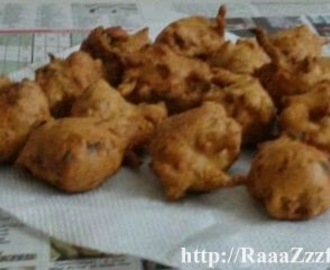 Cabbage Pakoda Recipe | Cabbage Fritters