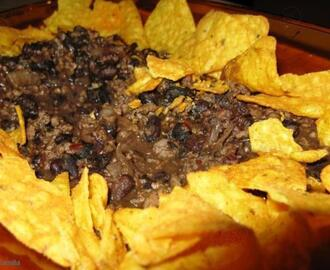 Nachos do Rico