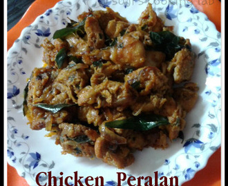 Chicken Peralan