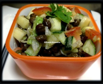 Sprouted Black Chickpeas/ Kala Chana