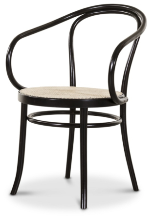 Thonet No30 By Michael Thonet - Chocolate/Rotting