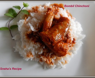 Bombil Chinchoni  Without Coconut And Oil