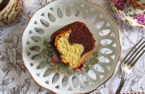 Marble cake | Food From Portugal