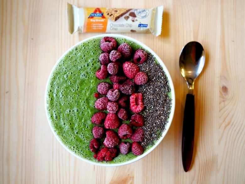 Smoothie Bowl Morning