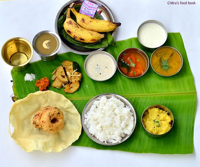 South Indian Lunch Menu Recipes For Amavasya-No Onion No Garlic Lunch Menu