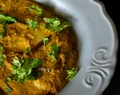 Baghare Baingan - Eggplants in a nutty gravy
