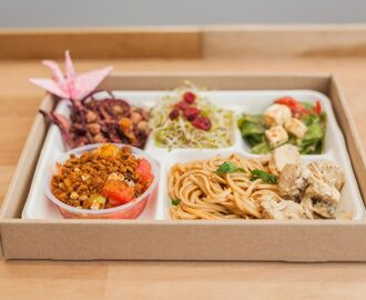 Neo Bento, « Feel Good Cuisine » !