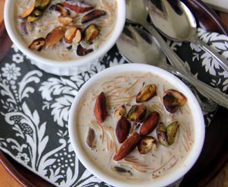Sheer Khurma - Sheer Korma - Simple Ramzan - Ramadan Recipes - Iftar recipes - Simple Festival recipes