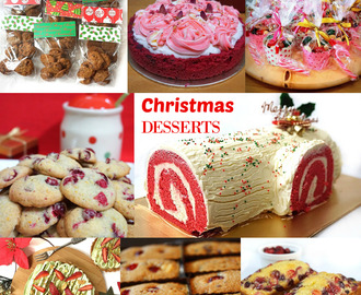 TOP Desserts and DIY this Christmas Season