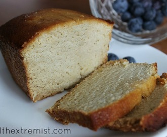 Coconut Flour Loaf Bread Recipe (Paleo)