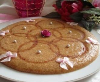 Tamina - Algerian Toasted Semolina & Honey Sweet
