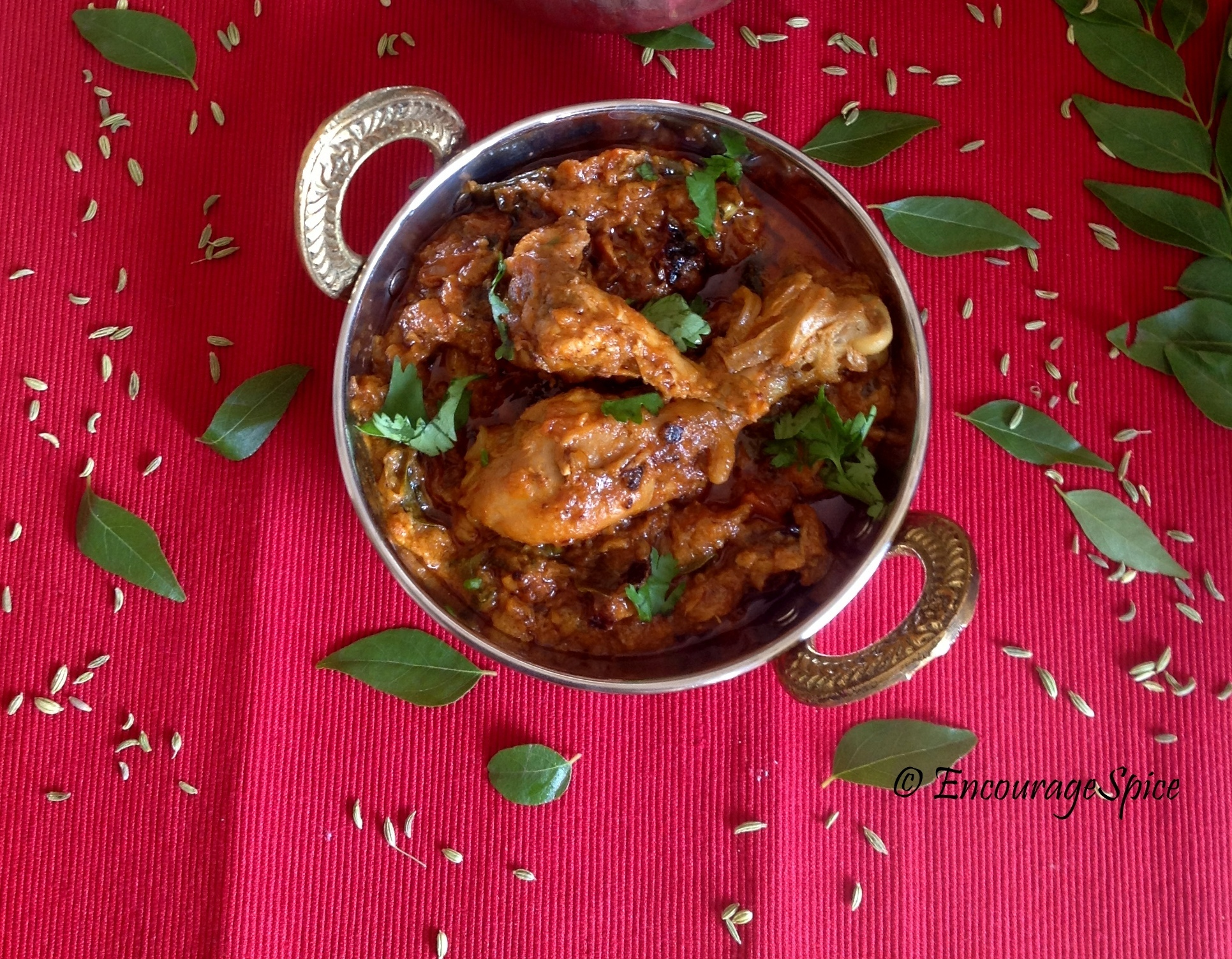 Chicken Gravy in Electric Cooker.