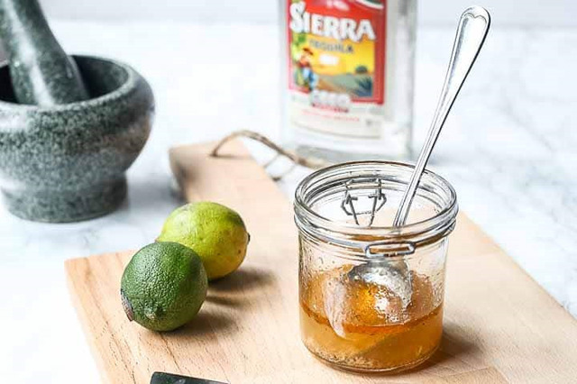 Tequila lime marinade