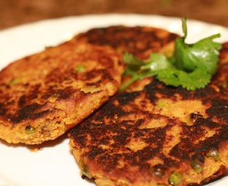 Homemade Veggie Patties