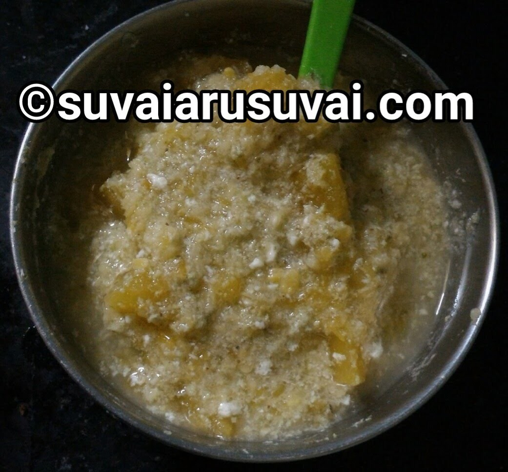 Olan - A traditional Kerala dish the OPOS way