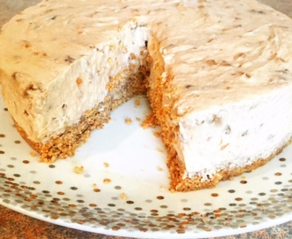 Banana and Peanut Butter Cheesecake