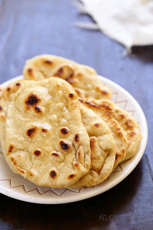 Pains naans