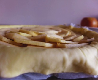 Tarte de maçã/ Apple pie