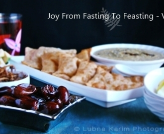 {Ramadan Special} - Tender Coconut Pudding by Najla of 'Foodie Corner'