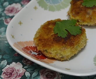 Chicken Sausage Cutlets