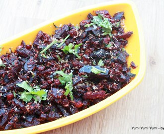 Beetroot Stir-Fry