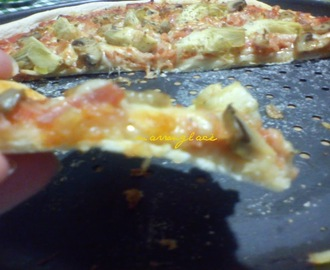 Pizza cuatro estaciones