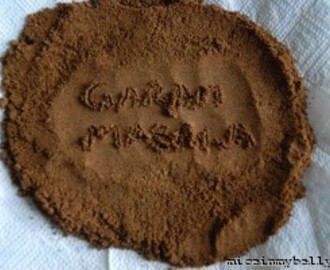 Sanjeev Kapoor's Garam Masala – the king of spice mixes