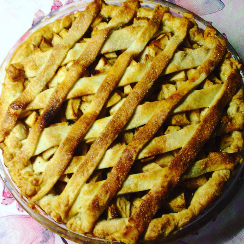 jul:classic american apple pie